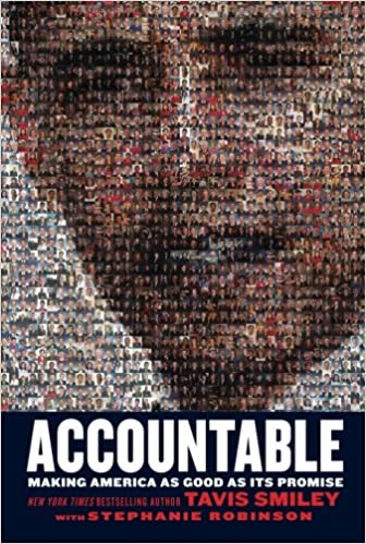 Image result for accountable tavis smiley