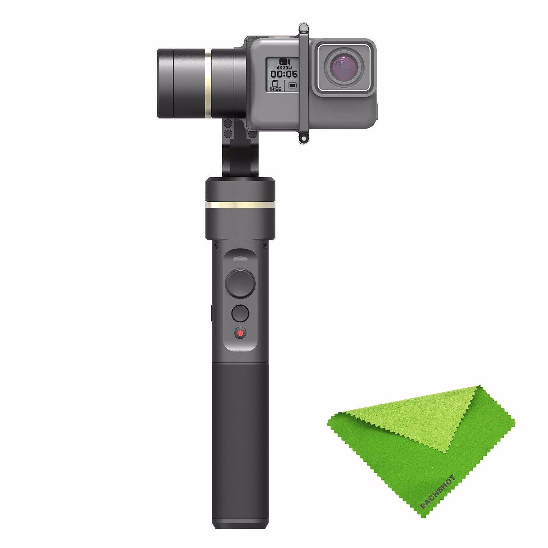 Feiyu G5 3-Achsen Spritzwassergeschützt für GoPro HERO5 HERO 5/4/3 + / 3 + EACHSHOT® Reinigungstuch