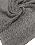 Washcloths, 12 Pack, 100% Extra Soft Ring Spun