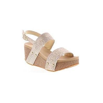 a36bda7826 Amazon.com | Volatile Women's Summerlove Wedge Sandal | Platforms ...