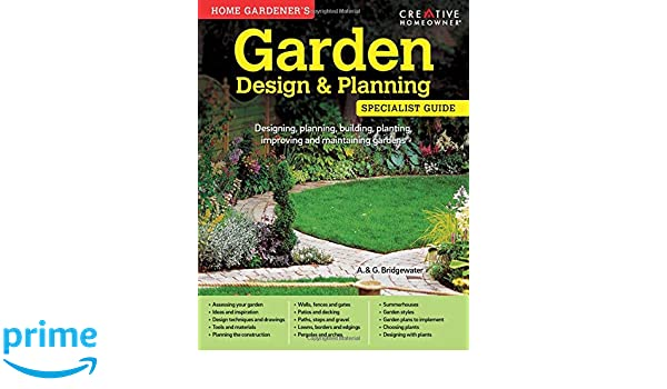 Home Gardeners Garden Design & Planning: Amazon.es: Alan ...
