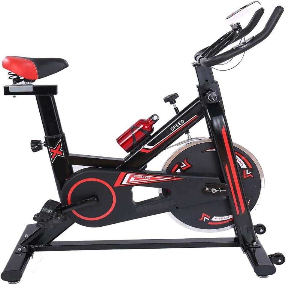 CNRGHS La Bicicleta De Ciclo Indoor, Ultra Silencioso De ...