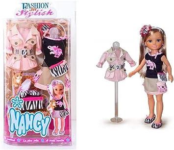 Amazon.es: FS Famosa - Ropa para la muñeca Nancy, Fashion Set ...