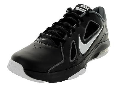 0e6277a245 NIKE Air Max Crusher Mens Running Shoes Air Max Crusher Blk/Wlf Gry-Mtlc