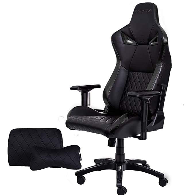 Strange Karnox Legend Tr New Racing Style Gaming Office Chair With Adjustable Height And Armrests Ergonomic 1550 Reclining Locking High Back With Integrated Gmtry Best Dining Table And Chair Ideas Images Gmtryco