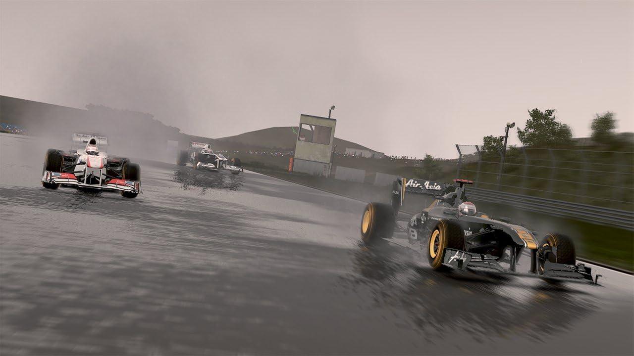 F1 2011 (PS3)[Importación inglesa]: Amazon.es: Videojuegos