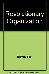 Revolutionary Organization Hardcover