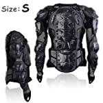 Motorcycle Motocross Clothing Racing Men s Armor Spine Chest Protective Jacket Small TKT 11