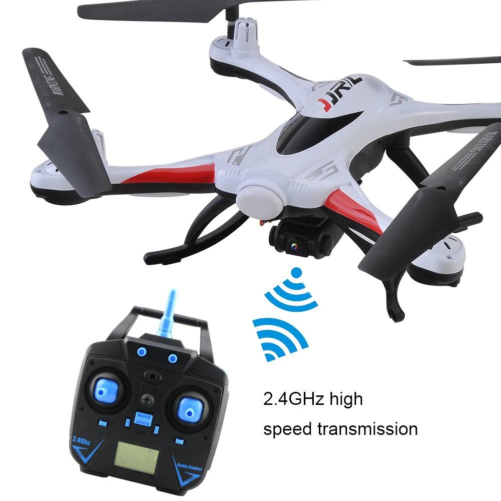GEEDIAR JJRC H31 Impermeable sin Cabeza RC Quadcopter Drone con ...