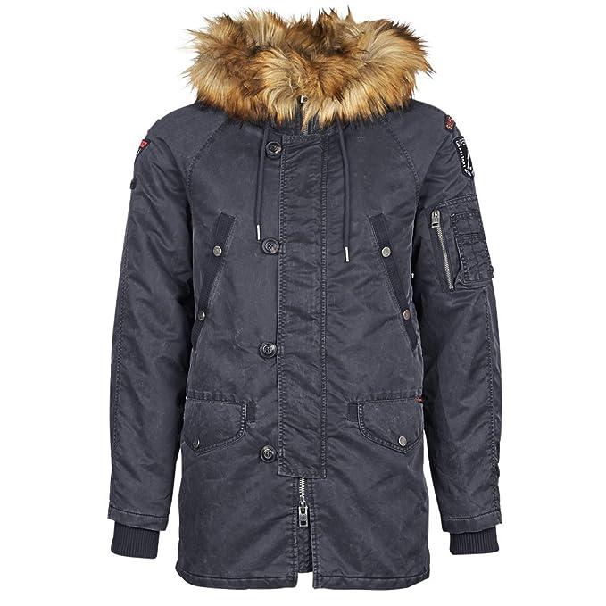 1c0bfe45e5185d Superdry Comando Heavy, Jacket for Man: Amazon.co.uk: Clothing