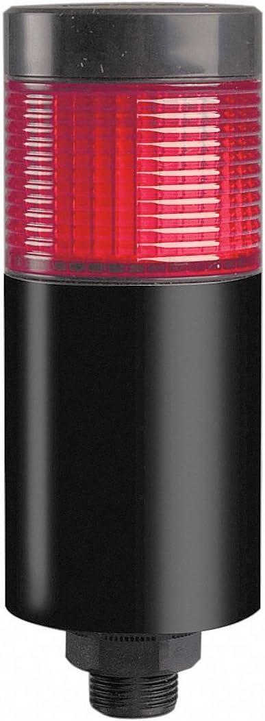 Dayton Tower Light 56mm Steady Flash Red