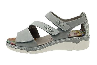 Piesanto Chaussure Femme À Semelle Amovible Sandales 180517 Confort OZuPkwiTXl