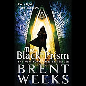 The Black Prism Audiobook