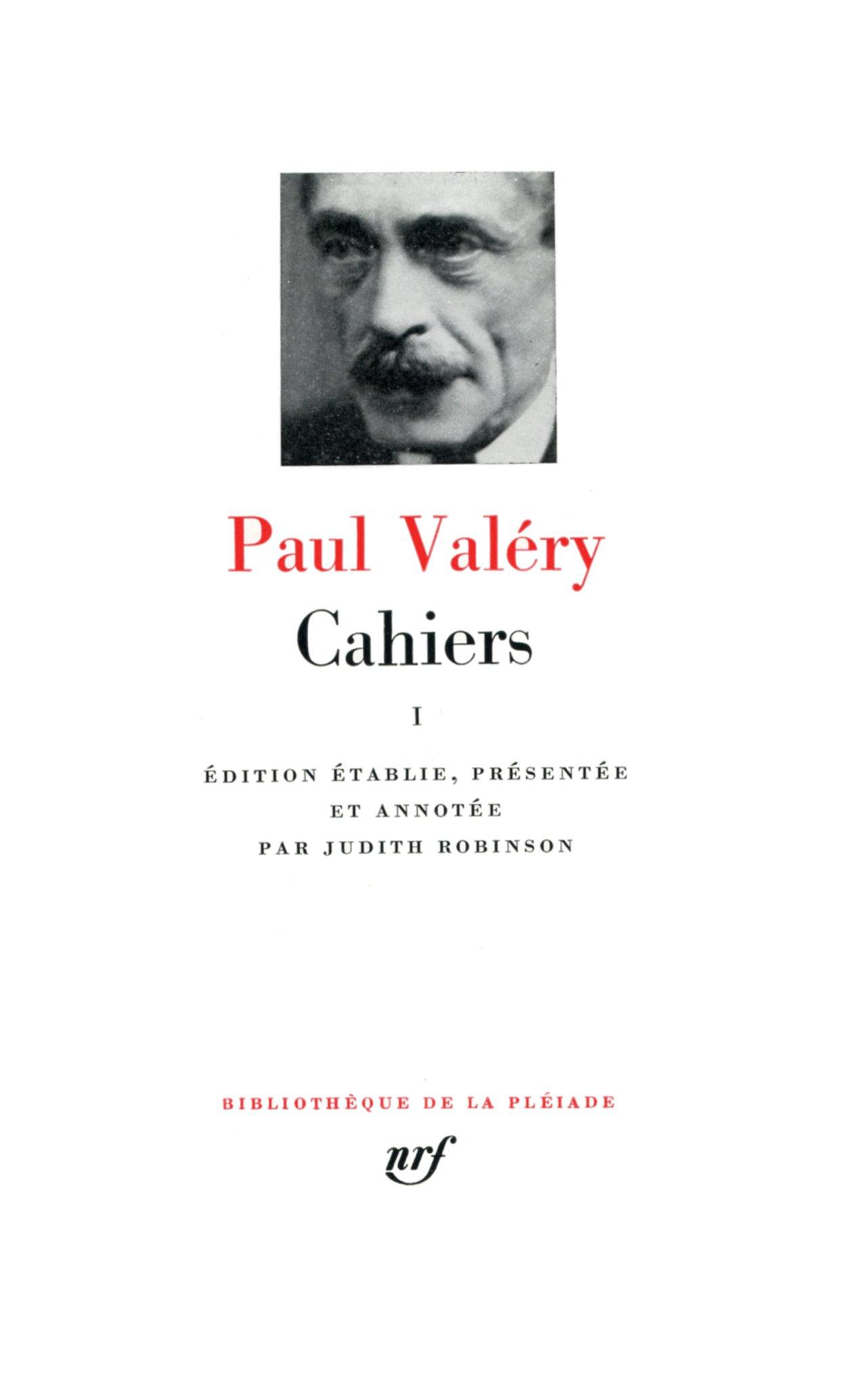 Cahiers 1 (Pleiade)