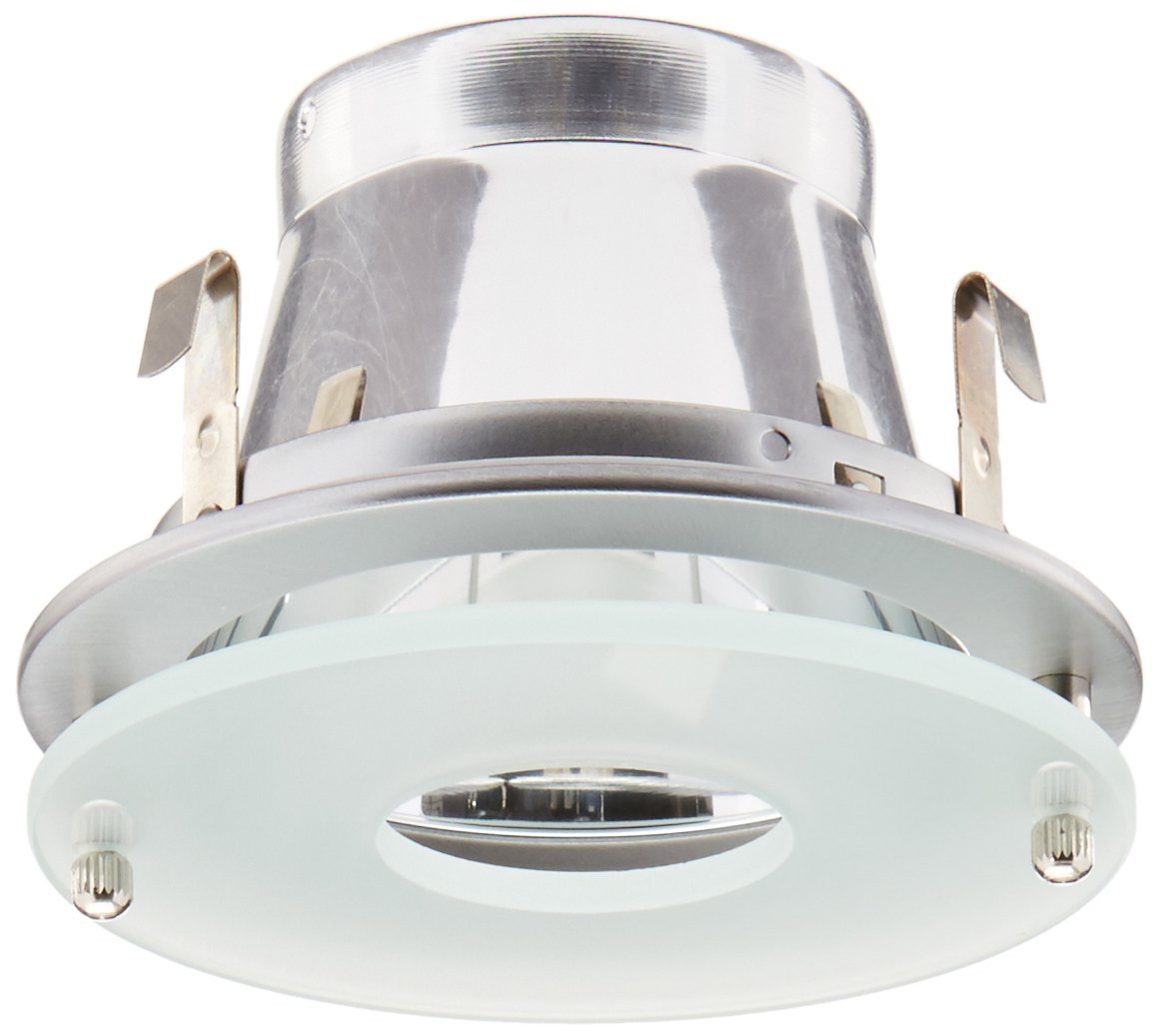 """Elco Lighting EL926N 4"""" Clear Reflector with Suspended Frosted Glass - EL926"""