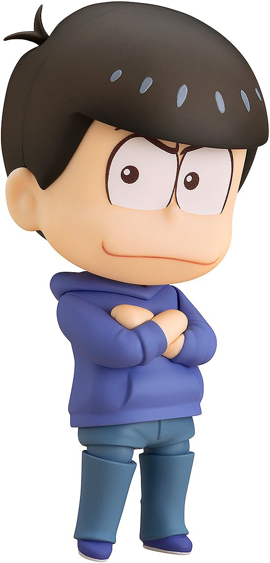 Naranja Rouge osomatsu-san: karamatsu Matsuno Nendoroid Figura Figura Figura de accioacute;n 34b278