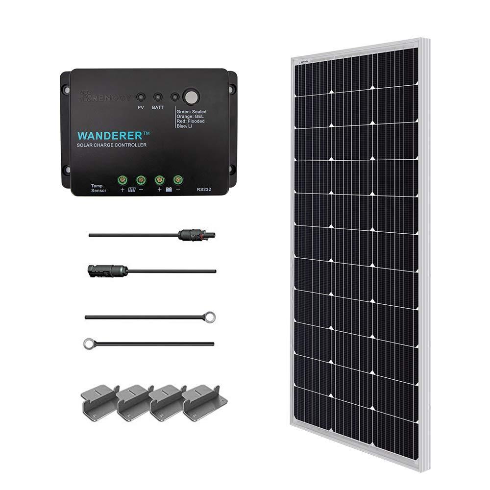 Renogy Solar Power Starter Kit