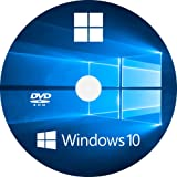 "Re INSTALL Repair Restore WINDOWS 10 ""HOME"" Edition 32 Bit PLUS DRIVERS PACK DVD PC Laptop Computer DVD CD Disc Disk"