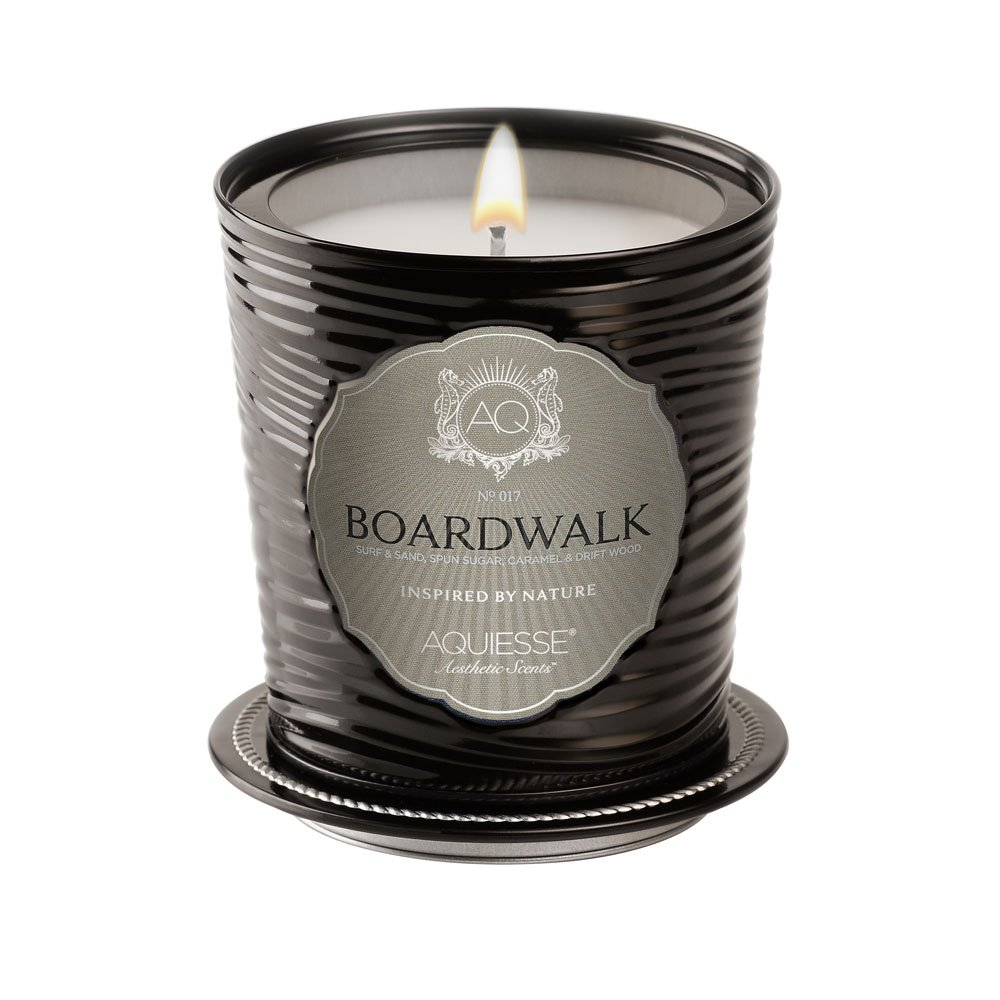 Aquiesse Boardwalk Luxe Tin Candle by Aquiesse