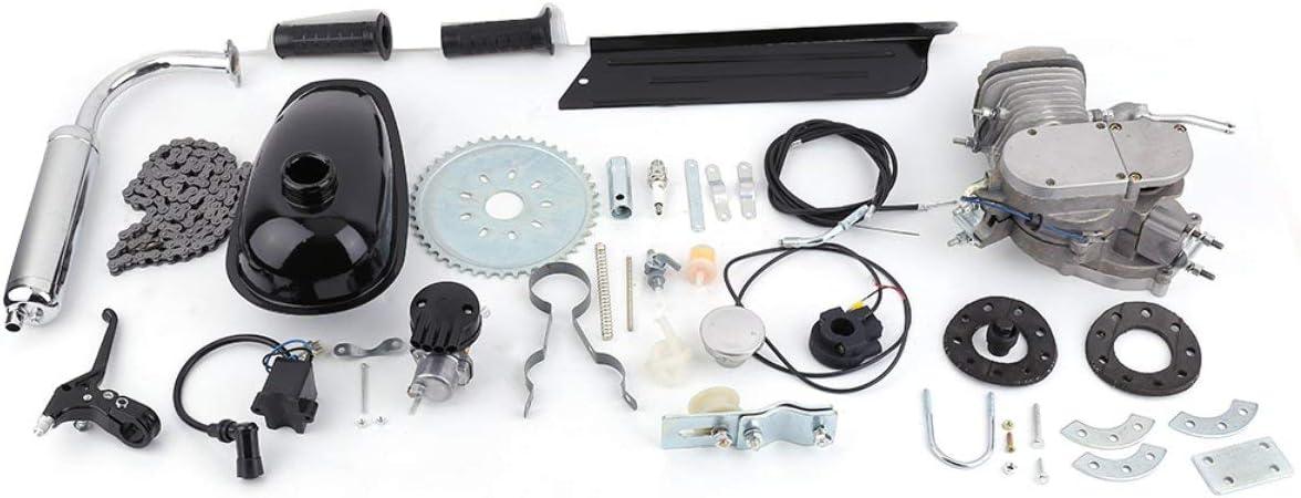Motor Kit Motor, Profesional 80cc 2 Tiempos Gasolina motorizado ...