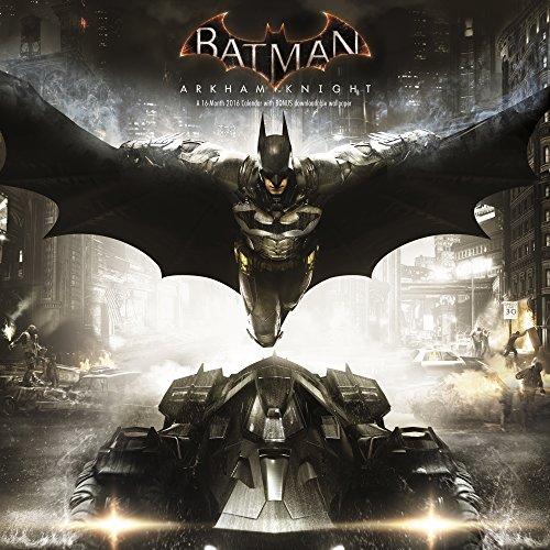 Batman - Arkham Knight Wall Calendar (2016)
