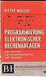 Programmierung Elektronischer Rechenanlagen
