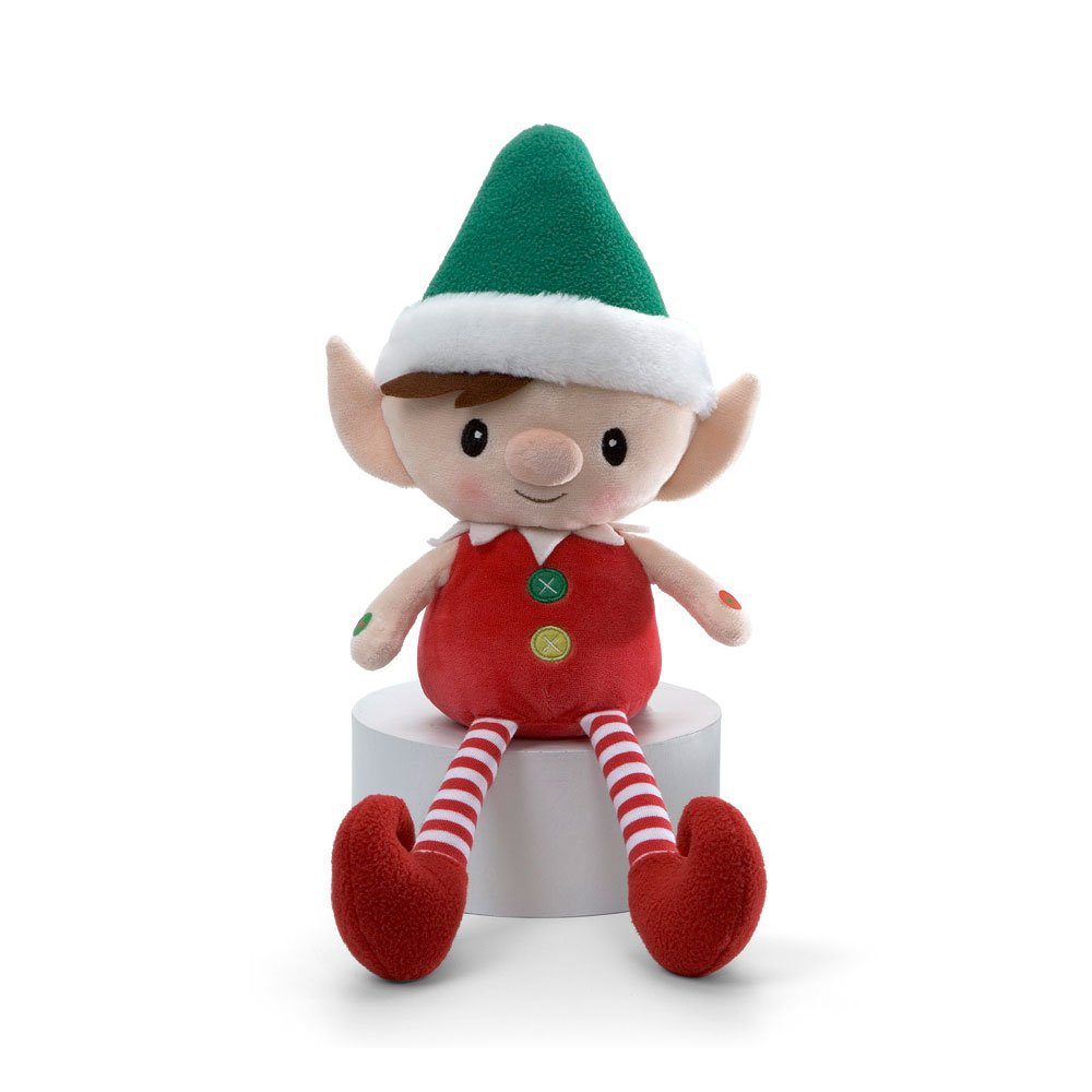 amazoncom gund christmas magic messenger 175 elf gund fun toys games