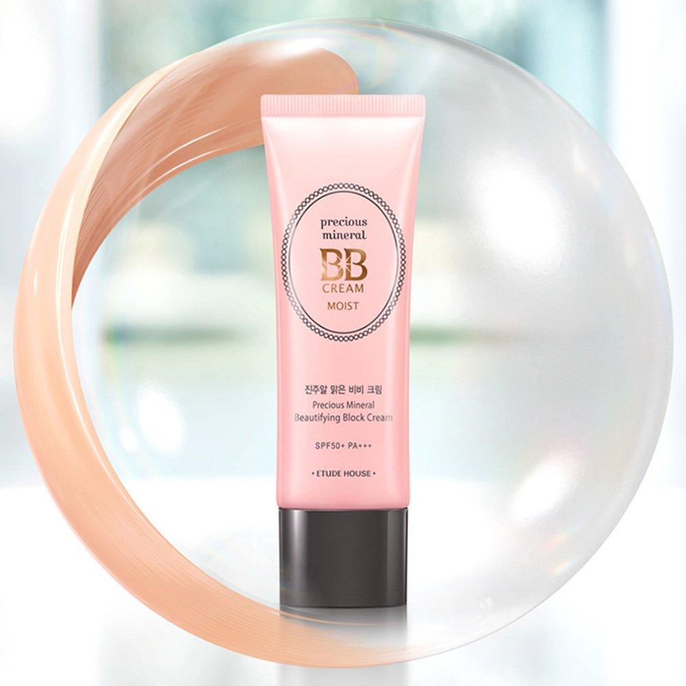 Etude House Precious Mineral BB Cream Moist (Tan)