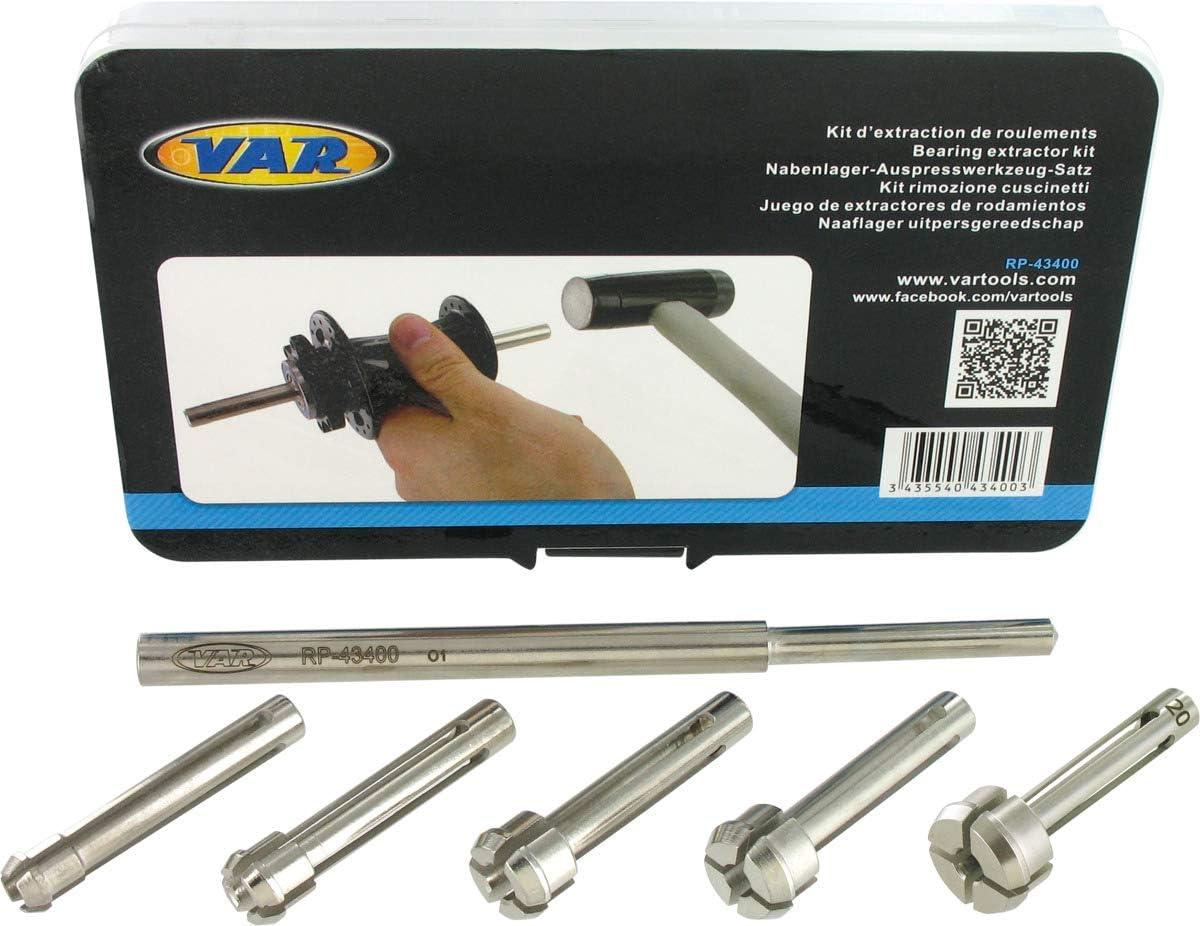 Var VR43400 - Extractor Rodamiento Buje De12 A17mm: Amazon.es ...