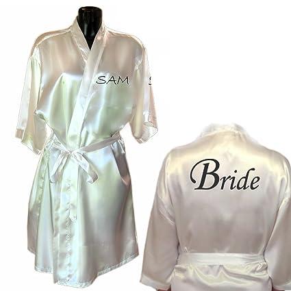 Personalised Kimono Gown  069d0e984809