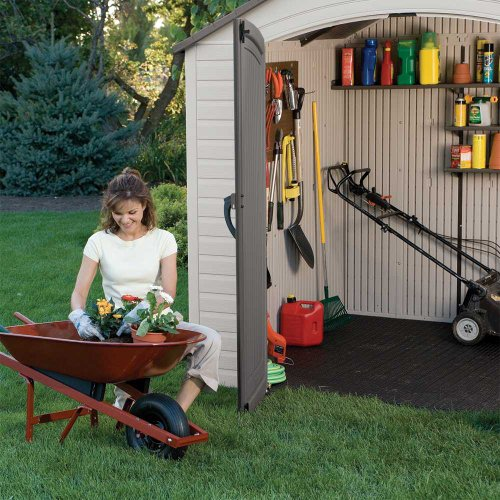 lifetime-6418-outdoor-storage-shed-8-by-5-feet