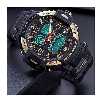 Impermeable Zz Max Para Reloj Hombres Deportivo f7bgvyY6