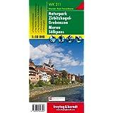 Freytag Berndt Wanderkarten, WK 211, Naturpark Zirbitzkogel-Grebenzen - Murau - Sölkpass - Maßstab 1:50.000