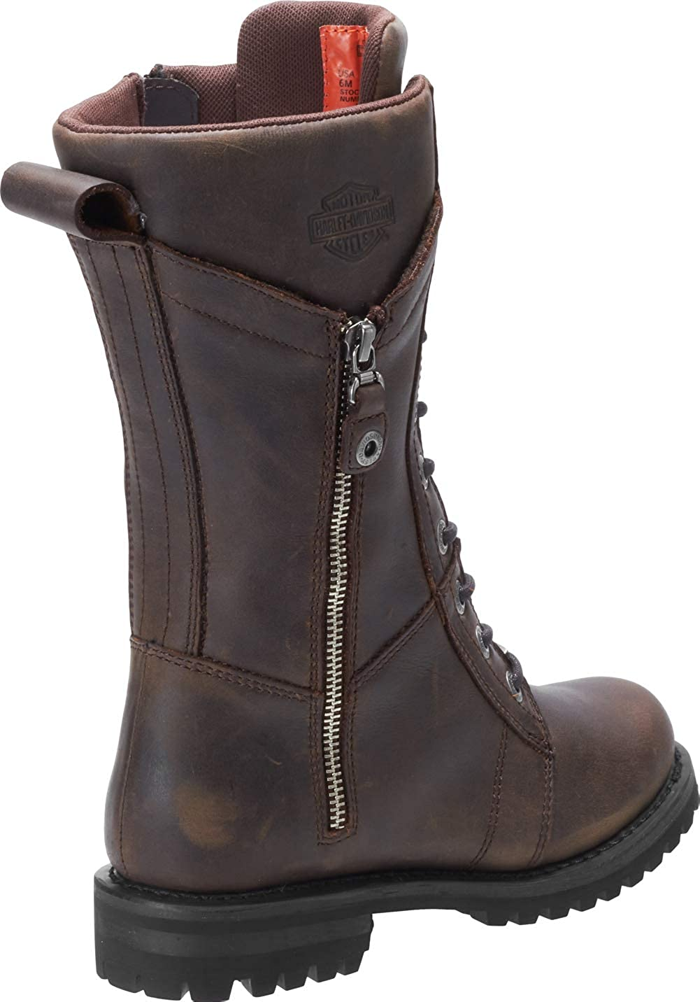 Harley-Davidson Womens Harnett Riding Boot Boot