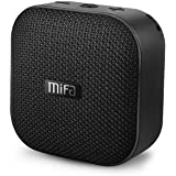 Bluetoothスピーカー MIFA A1 IP56防塵防水/コンパクト/持ち運びに便利/TWS機能でステレオサウンド/12時間連続再生/ハンズフリー通話/Micro SDカード対応(ブラック)