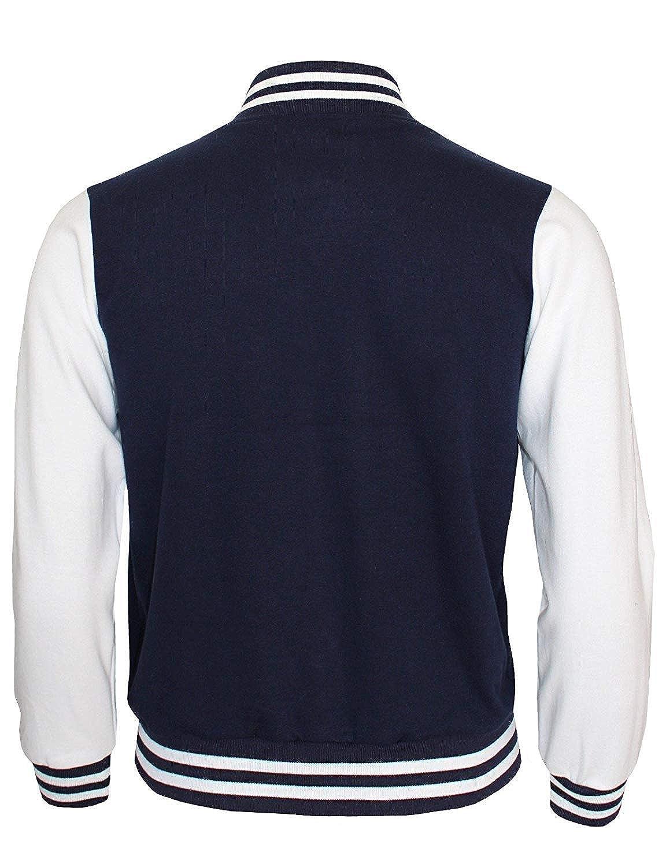 NB Stylish Mens Varsity Letterman Jackets Collection