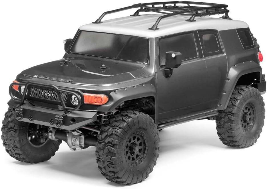 Toyota FJ Cruiser Gun Metal RTR Venture HPI