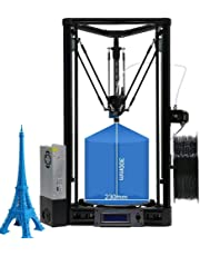TRIGORILLA ANYCUBIC 3D Printer KOSSEL Plus Linear with Auto Levelling PLA Filament Printing size 230x300mm