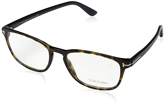 6408cce5b4 Image Unavailable. Image not available for. Color  TOM FORD Eyeglasses  FT5355 052 Dark Havana 56MM