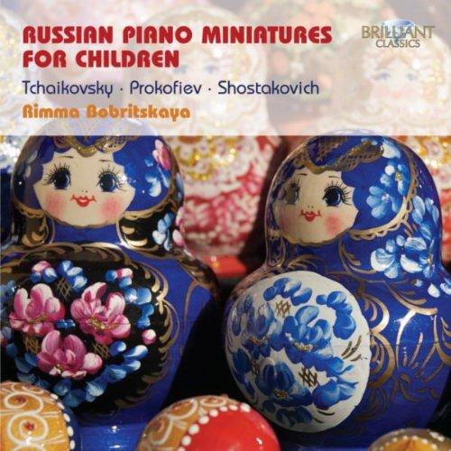 Children, Op. 65: No. 3, Historiette: Rimma Bobritskaya: MP3 Downloads