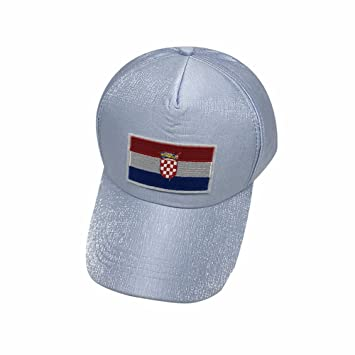 Wanson 2018 Copa del Mundo De Croacia Copa del Mundo De Fútbol Gorra De  Béisbol FIFA Cap Equipo Nacional Fans Regalos 217b4ad5f79