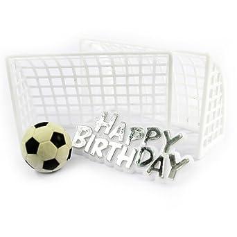 Creative Party - Decoración de tarta diseño fútbol para ...