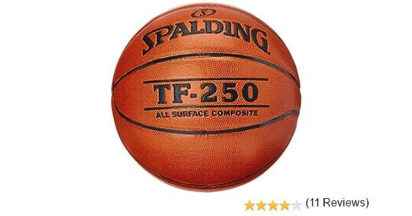 d9ad77aa9 Spalding - Pelota de Baloncesto (Cuero, Juego, Composite): Amazon.es:  Deportes y aire libre