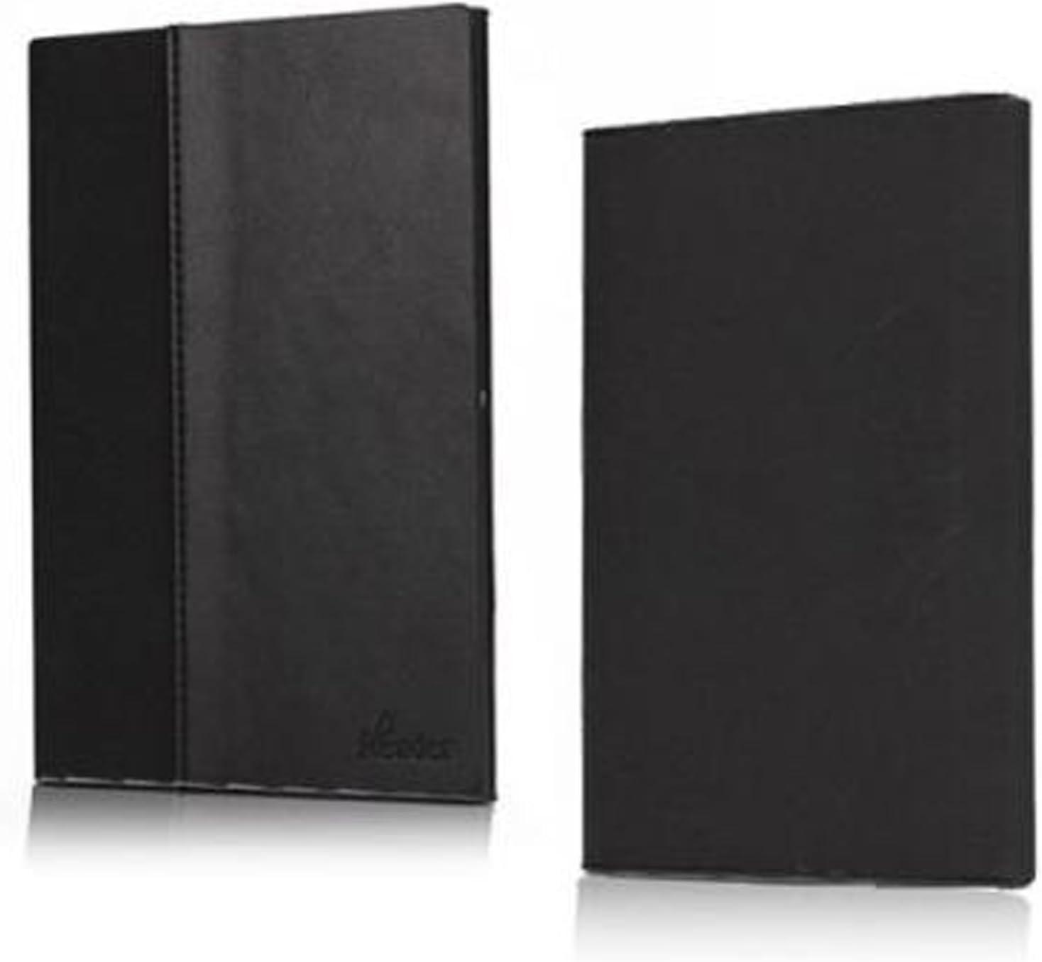 Funda Ebook Reader Sony PRS-T2 PRS-T1 PRSA-SC22 Negro: Amazon.es ...