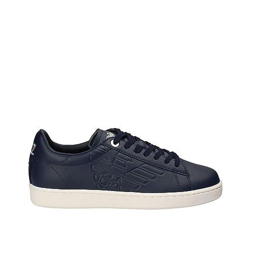 online store 447d0 c73f1 Emporio Armani Scarpe Sneakers Uomo Blu 248028-CC299-0693512