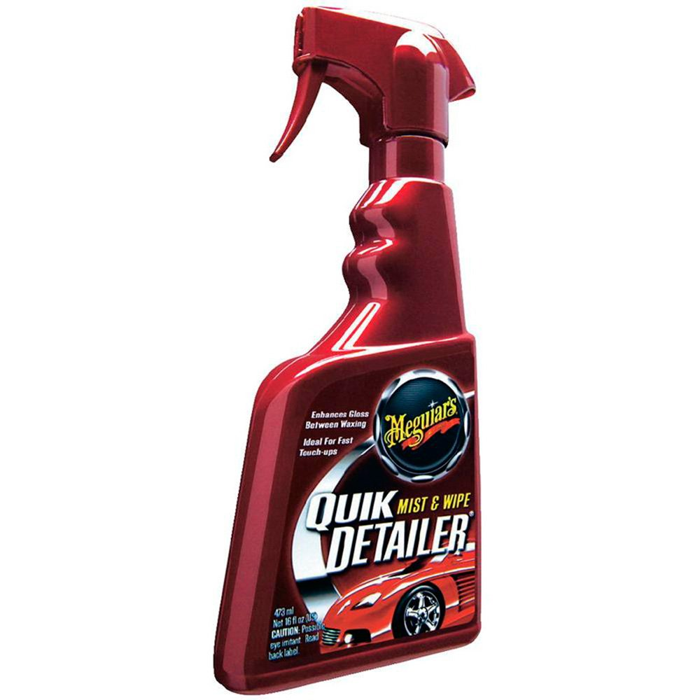 Meguiars A3316EU Quik Detailer Lackschnellreiniger, 473ml Meguiar' s Car Care Products ME A3316