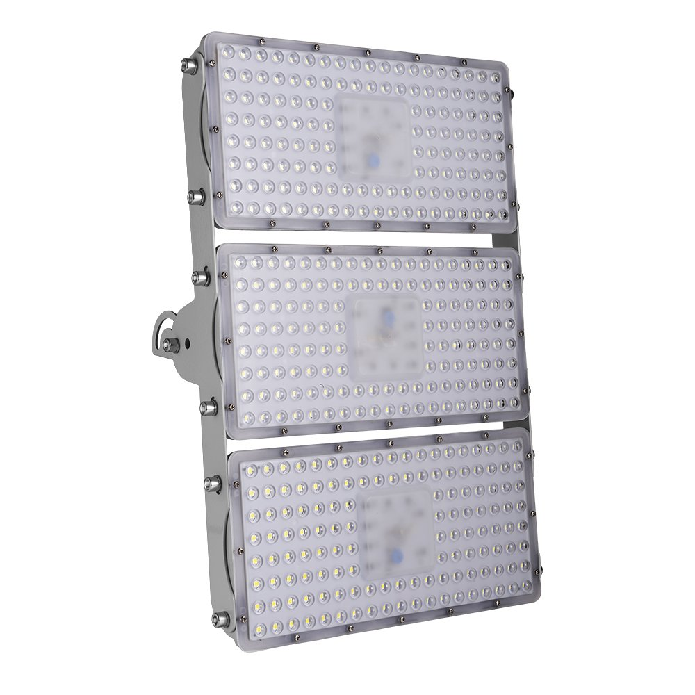Viugreum 300W LED Flood Lights,Waterproof IP65 for outdoor, 27000LM Daylight White(6000-6500K) Security Lights,Floodlight Landscape Spotlights Outdoor Wall Lighting for Garage, Garden, Lawn and Yard