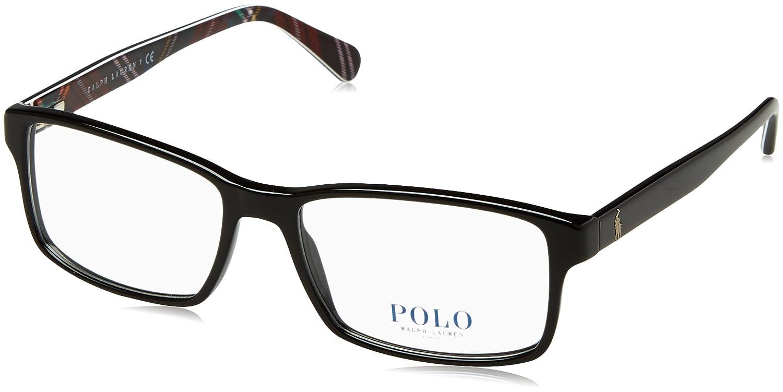 Amazon.com: Polo Ralph Lauren PH 2123 de los hombres Lentes ...