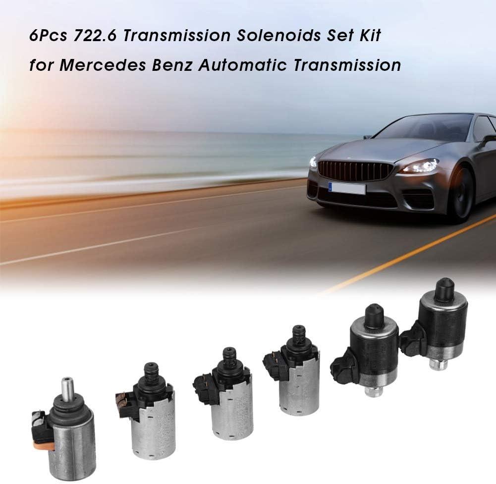 722.6 BiuZi-Getriebemagnetsatz-Kit f/ür AUTO-Automatikgetriebe 6-tlg Magnetsatz
