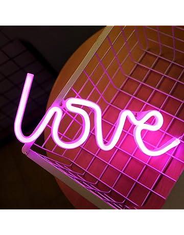 Neon Signs | Amazon com | Lighting & Ceiling Fans - Novelty Lighting